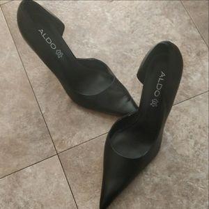 Aldo Black Pump Shoes
